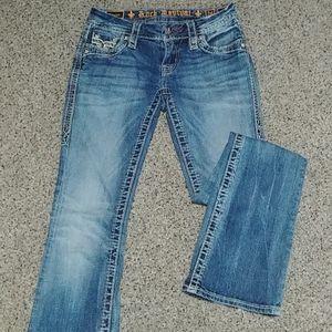 Rock Revival Jeans EUC